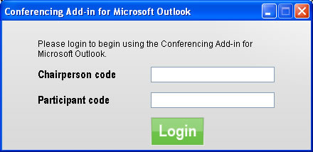 MeetMe Add-in for Outlook